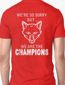 Leicester champions T-Shirt