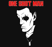 Saito (ghost in the shell) - One Shot man Unisex T-Shirt