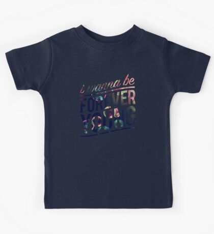 one direction I wanna be forever  Kids Tee