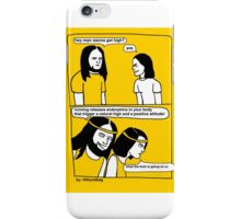 Natural high  iPhone Case/Skin