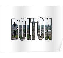 Bolton Poster