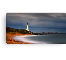 The Lighthouse - Pt Lonsdale Canvas Print