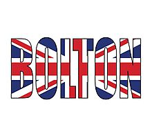 Bolton. Photographic Print