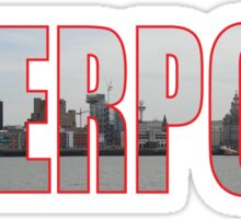 Liverpool Sticker