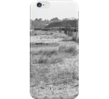 Carlyon Bay Regeneration,Cornwall iPhone Case/Skin