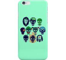 Skulls of The Squad iPhone Case/Skin