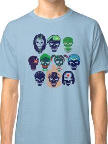 Skulls of The Squad Classic T-Shirt