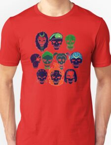 Skulls of The Squad T-Shirt
