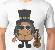 MR SLASH, Guns & Roses, Velvet Revolver Rock MUSIC  Unisex T-Shirt
