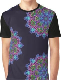 Bluemungus mandala Graphic T-Shirt