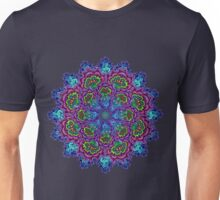 Bluemungus mandala Unisex T-Shirt