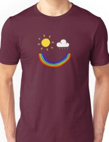 Happy Weather Unisex T-Shirt