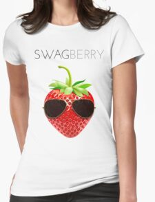 Swagberry Womens Fitted T-Shirt