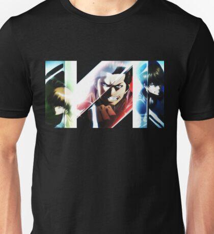 Shinsengumi Top 3 Unisex T-Shirt