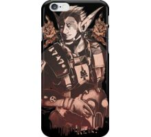 Commander iPhone Case/Skin
