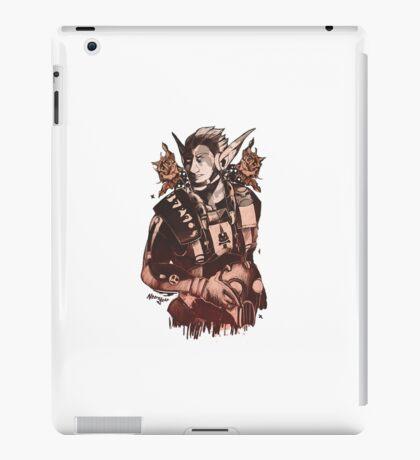 Commander iPad Case/Skin