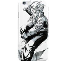 DBZ - TRUNKS iPhone Case/Skin