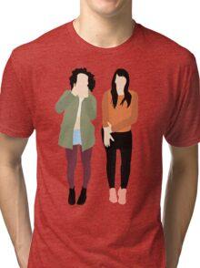 Abbi and Ilana Tri-blend T-Shirt