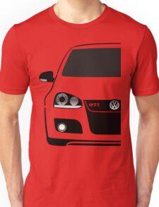 MK5 GTI Half Cut Unisex T-Shirt