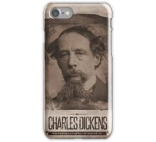 Charles Dickens iPhone Case/Skin