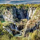 Plitvice National Park, Croatia. by Colin Metcalf