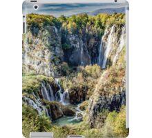 Plitvice National Park, Croatia. iPad Case/Skin