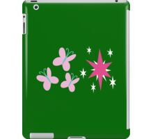 My little Pony - Fluttershy + Twilight Sparkle Cutie Mark iPad Case/Skin
