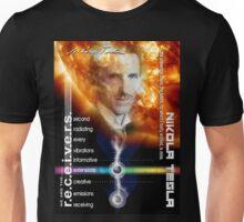 tesla information Unisex T-Shirt