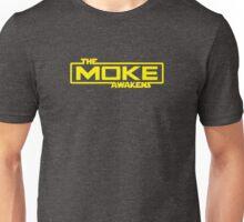 The Moke Awakens Unisex T-Shirt