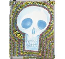 day of the keyhole dead iPad Case/Skin