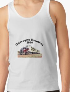 Gascoyne Reunion 2016 (light colored shirts) Tank Top