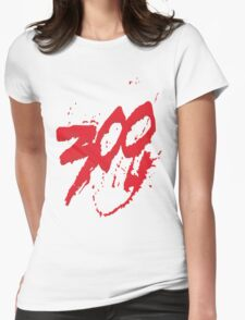 3Hunna|300|Chief Keef Womens Fitted T-Shirt