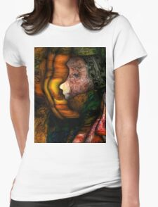 Order & Decay Womens Fitted T-Shirt