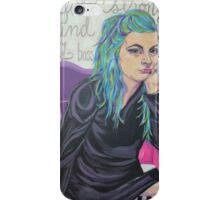 Colorful Girl iPhone Case/Skin