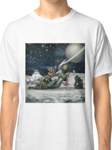 Vintage Sci-Fi Classic T-Shirt