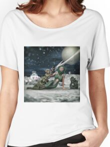 Vintage Sci-Fi Women's Relaxed Fit T-Shirt