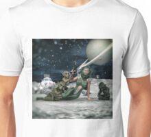 Vintage Sci-Fi Unisex T-Shirt