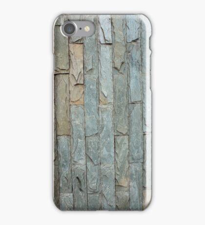 Slate Wall iPhone Case/Skin