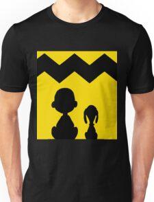 CHARLIE BROWN PEANUTS YELLOW Unisex T-Shirt