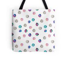 Dot To Dot Tote Bag