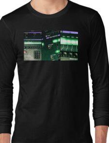 Oberheim Xpander Panels Long Sleeve T-Shirt