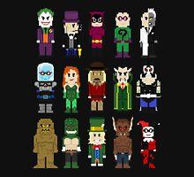 8-Bit Super Heroes: ROGUES! Unisex T-Shirt