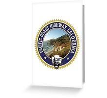 Coast Highway Greeting Card