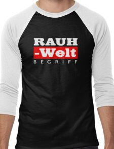 RAUH-WELT BEGRIFF : GIFT Men's Baseball ¾ T-Shirt