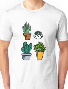 nice plants set Unisex T-Shirt