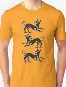 CLEGANE HOUSE - Game Of Thrones T-Shirt