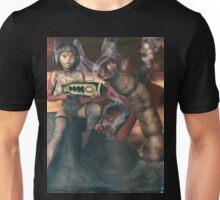 Vintage Sci-Fi 3 Unisex T-Shirt
