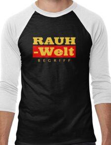 RAUH-WELT BEGRIFF : GOLD Men's Baseball ¾ T-Shirt