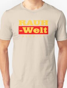 RAUH-WELT BEGRIFF : GOLD Unisex T-Shirt