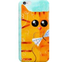 Cat and Bow iPhone Case/Skin